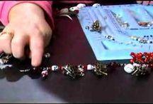 Bracelets / Bracelets, easy to do. No wire bracelets.