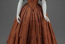 19th - 20th Century Fashions