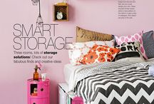 Project DORM / Furniture, storage and decoration ideas for your home away from home.