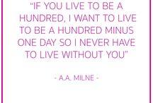 YQW Love Quotes