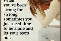 Feelings..