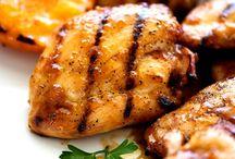 Apricot Glazed Chicken Recipe