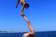 Acrobatics group challenge
