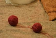 Knitting by Ajusha / I love knitting. It is my hobby. There are handmade by me.