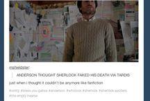 Sherlock<3 / by Alexis Poirier