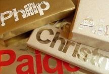 gift wrapping / by Jennifer Luu