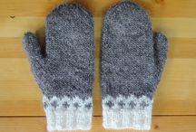 Knitwear / Mittens