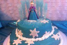 Frozen Party Ideas / by Jennifer Kennedy