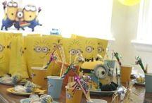 Kids birthday party ideas