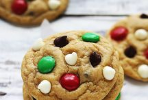 Holidays with M&M'S / Looking for festive holiday recipes? M&M'S is here to help with delicious, wintry treats!