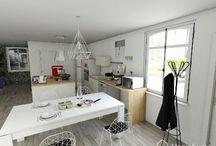 3D Kitchen Inspiration