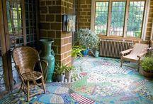 Mosaic & Tiles