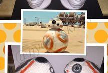crochet,star wars / gorros, muñecos, amigurumis, dyi, manualidades