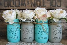 Mason Jars / Anything mason jars