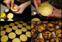 Portugese delicacies