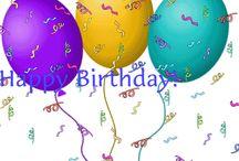 Happy birthday- anniversary and so on