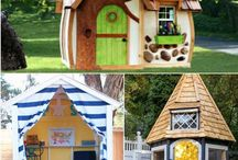 Tiny house for little kids