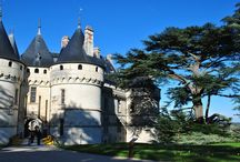 Chateau de Chaumont, Loire / Images of Chaumont on a glorious Halloween day.