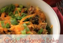 Crockpot recipes / by Ashley McCrary