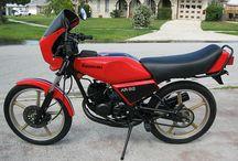 My motor bikes