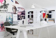 Fashion studio office