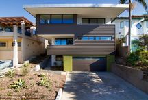Green Idea House - Hermosa Beach, CA / Why, The Green Idea House of course! / by Sandy Fischler