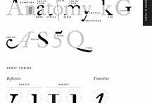 typeface menual