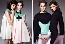 Fashion Foreward Spring Summer 14 / Fashion Foreward SS14- Men´s and womenswear / by Agorique