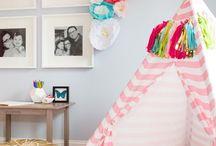 toddler: big girl room