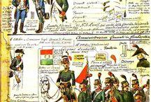uniformi napoleoniche italiane