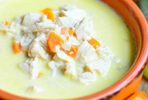 Soups, Stews, Chili / by Angela Lopez