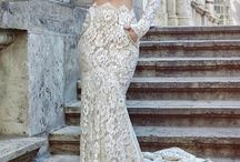 """Say """"YES!"""" to the dress / Shopping for the wedding dress is one of the most exciting parts that all brides look forward to, A collections of dream gowns to make you feel like a beautiful queen on your big day!"""