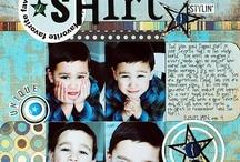 Scrapbooking layouts / by Sherri Hebert