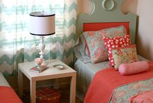 Livi's Big Girl Room! / by Abigail McGrew