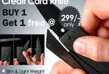 Imported Credit card knife in India
