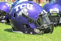 TCU Horned Frogs / by Staci