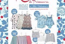 Rebajas / Avisos de rebajas y promociones especiales de Moda infantil y juvenil Miss Valentina