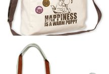 bags with characters