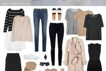 Podróżna garderoba