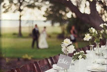 our wedding ideas / by Brittany Gilchrist