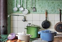 inspiration cuisine / kitchen inspiration