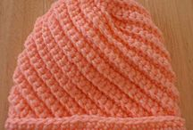 Crocheted Baby Swirls FREE! Hat Pattern