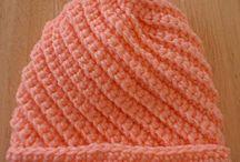 Crocheted Baby Swirls FREE! Hat Pattern