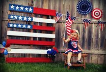 4th of July mini sessions