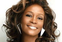 Whitney Houston / by Rosanna