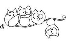 Owls / by Laura DeFranco