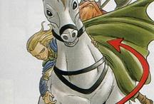 seigneur des anneaux & Hobbit