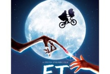E.T. The Extra-Terrestrial / Director Steven Spielberg's heartwarming masterpiece is one of the brightest stars in motion picture history. Filled with unparalleled magic and imagination, E.T. follows the moving story of a lost little alien who befriends 10-year-old, Elliot.  / by Universal Studios Entertainment