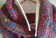 Crochet Bufandas, Cuellos, ...