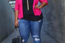 Moda damska / Moda dla kobiet w rozmiarze plus size :)
